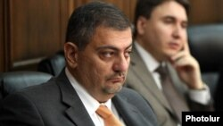 Հայաստանի ֆինանսների նախարար Վաչե Գաբրիելյան