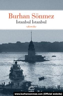 """Burhan Sönməzin Türkiyə həbsxanalarında işgəncədən bəhs edən kitabı """"İstanbul İstanbul""""."""