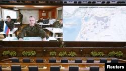 Брифинг Министерства обороны РФ 27 февраля 2016 г.