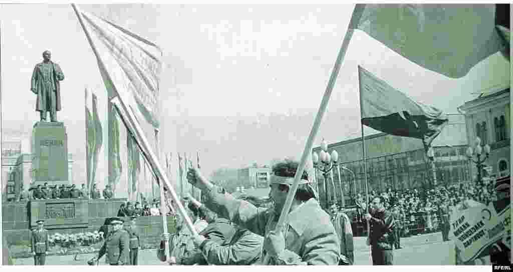 Сәяси сәхнәдә яңа көч барлыкка килде - Иттифак партиясе - Фәрит Губаев фотосы