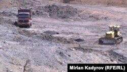 Жумгалдагы Кара-Кече кени.