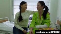 Сёстры Алена і Вольга