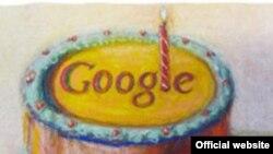 Bugungi Google dudl - bayram torti.