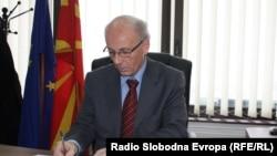 Томе Аџиев,Претседател на Комисија за верификација на факти.
