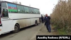 Azərbaycan, Astara Gömrük postu, 13 noyabr 2016