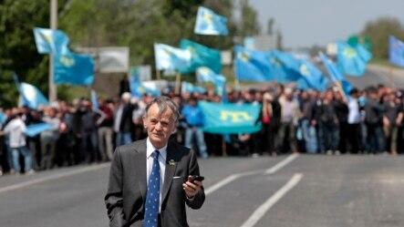 Мустафа Джемілєв, 3 травня 2014 року