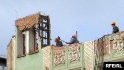 Квартирный вопрос власти будут решать путем надстройки новых этажей над пятиэтажками и 10-12-этажными домами
