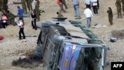 İsraildə avtobus qəzası, 16 dekabr 2008