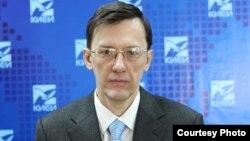 Экономист Вячеслав Додонов.