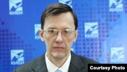 Экономист Вячеслав Додонов. Астана, 12 қаңтар 2016 жыл.