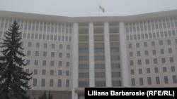 Moldova - Parliament rebuilt, Chisinau, 13 February 2014