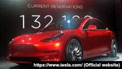 Tesla Series 3