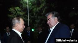 Эмомали Рахмон организовал вечер дружбы для глав стран СНГ