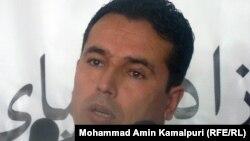 د افغانستان د صنایعو او کانونو خونې اجرائیه رئیس رحیم الله سمندر