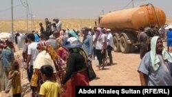 ترکمنهای عراق طی هفتههای گذشته در محاصره قرار گرفته و گروهی از آنها نیز آواره شدهاند