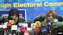 Iraqi electoral officials have said 62 percent of the country's 19 million eligible voters took part in the March 7 poll.
