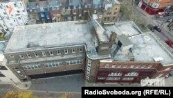 Помещение бывшей станции метро Бромптон-Роуд в Лондоне