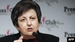 Iranian human rights activist Shirin Ebadi (file photo)
