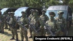 Primopredaja ruskih oklopnih vozila BRDM-2 u Nišu
