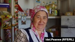 Продавщица Рахиля