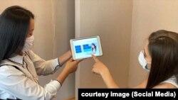 """""""DyNed"""" борбору АКШдагы Силикон өрөөнү сунуштаган тилди аралыктан окутуу ыкмасы менен иштейт"""