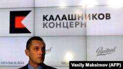 Deputy Defense Minister Aleksei Krivoruchko