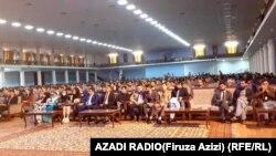 نشست یک روزه جوانان برای انتخاب هشت عضو شورای عالی جوانان افغانستان در کابل.