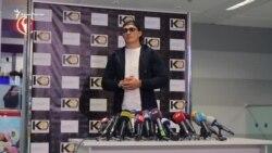 Ukrain boksçı, qırımlı Aleksandr Usik qazanğan ğalebesinen Kyivge qayttı (video)
