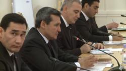 Çeşmeler: Türkmenistanyň daşary işler ministri Meredow COVID-19 bilen keselledi