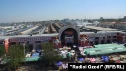 """Рынок """"Паджшанбе"""""""