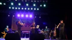 Ethno Jazz Festival 2014: Trigon & Nadine Trohin