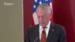 Mattis Urges Macedonians To Vote