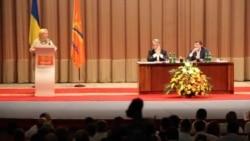 Список «Нашої України» очолив Ющенко
