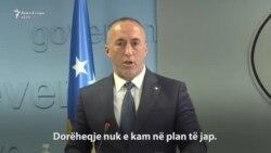 Haradinaj flet për mbijetesën e Qeverisë pas largimit të Listës Serbe