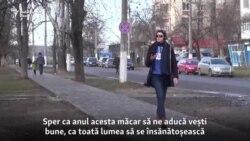 """""""Avem foarte multe rude în Moldova și ne este foarte dor, mai ales de sărbători"""""""