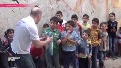 Бизнесмен с Урала помогает пострадавшим от войны сирийцам