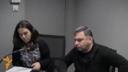 ნონა ქურდოვანიძე და ირაკლი ბოკუჩავა დევნილთა შესახებ კანონპროექტზე