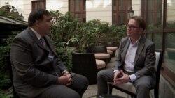"""Михаил Саакашвили: """"Я так и не стал частью системы"""""""