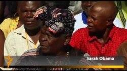 Кенійська бабуся Барака Обами каже, що була впевнена в перемозі онука