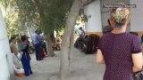 Daşoguz: Polisiýa satyjylary bazardan kowýar