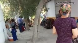 Полиция Дашогуза разгоняет частных торговцев овощами