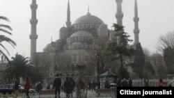 Святая София в Стамбуле