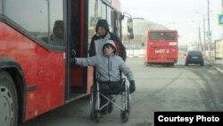 Казанда инвалид арбалары өчен җайланмаган тукталышлар да бар