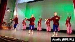 Әстерхан татарлары биюе