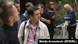 Susret mladih teologa, Sarajevo, maj, 2011. Foto: Marija Arnautović