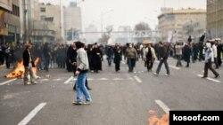 ناآرامیها در تهران، عاشورای ۱۳۸۸