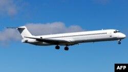 Самолет марки McDonnell Douglas. Иллюстративное фото.