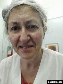 Марианна Замятина