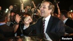 Antonis Samaras, noul premier elen