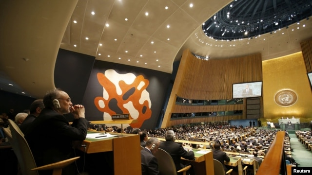 The UN General Assembly has  elected 18 countries for a three-year term to its 47-nation Human Rights Council. (file photo)